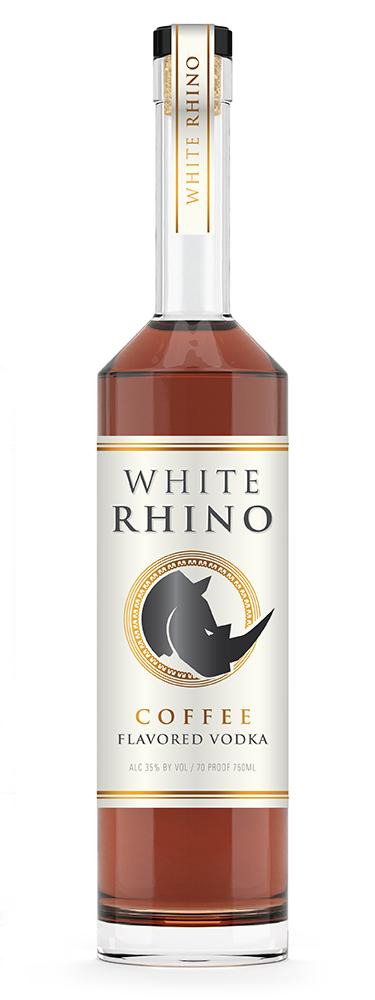 White Rhino Coffee Vodka