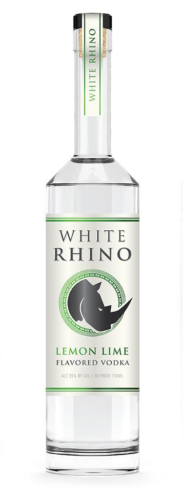 White Rhino Lemon Lime
