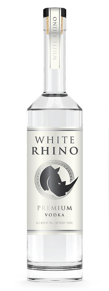 White Rhino Premium Vodka